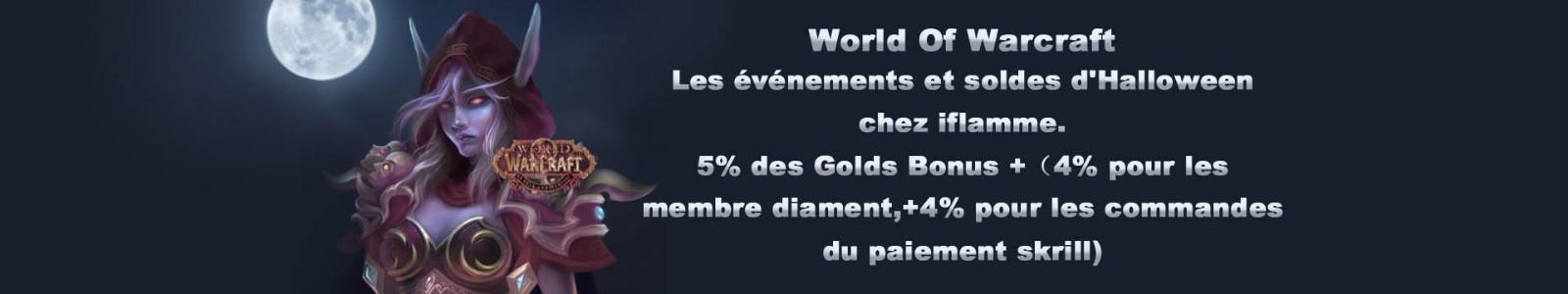 World Of Warcraft Europe et Classic(Promotion 5%)